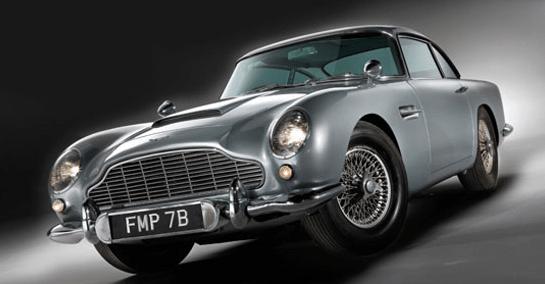 Aston Martin DB5 - 1964